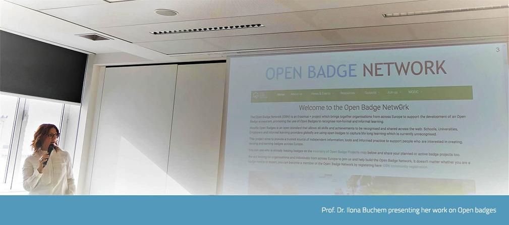 Cognizone ESCO v.1 launching Conference Prof. Dr. Ilona Buchem