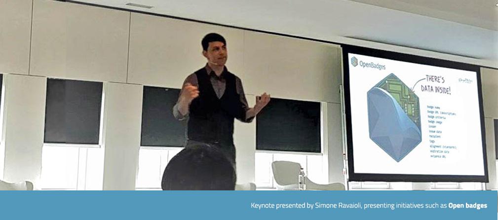 Cognizone ESCO v.1 launching Conference Simone Ravaioli