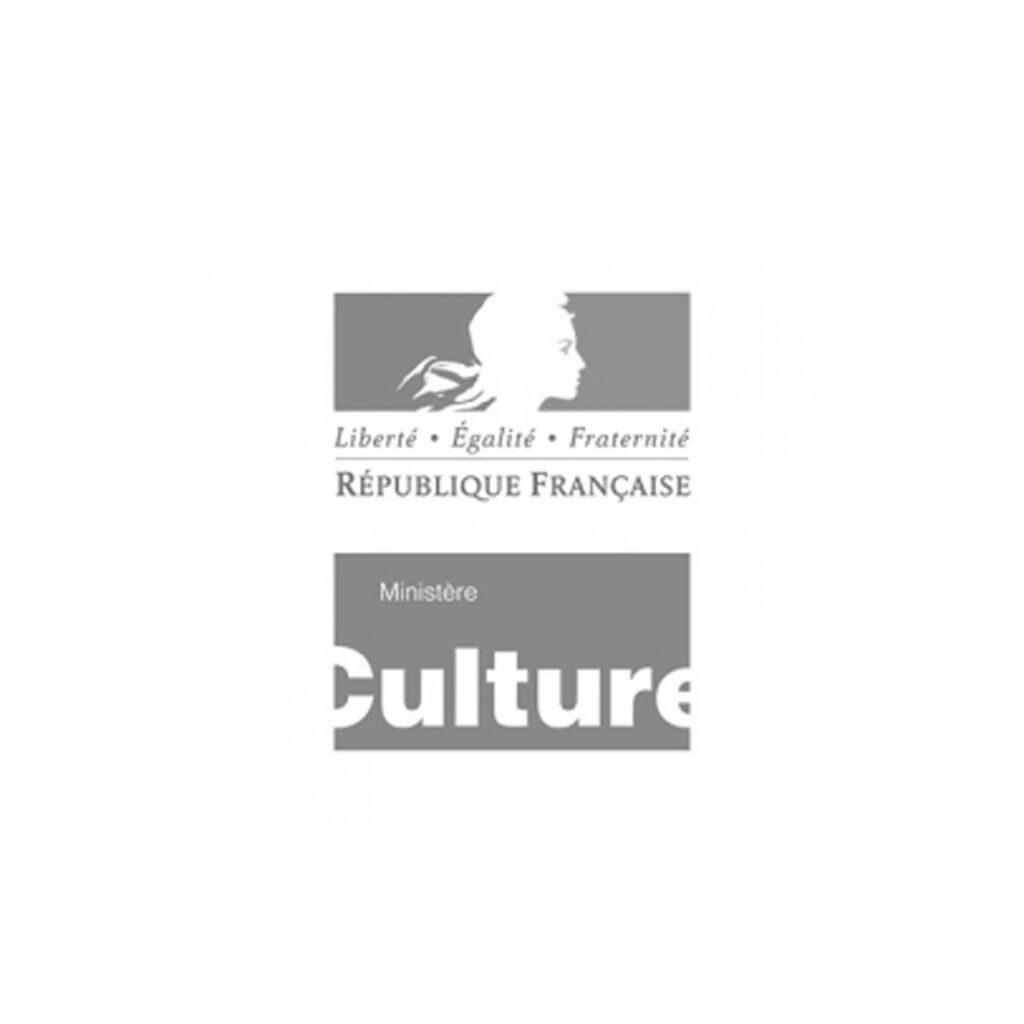 Client's Logo Ministère de la Culture République Française