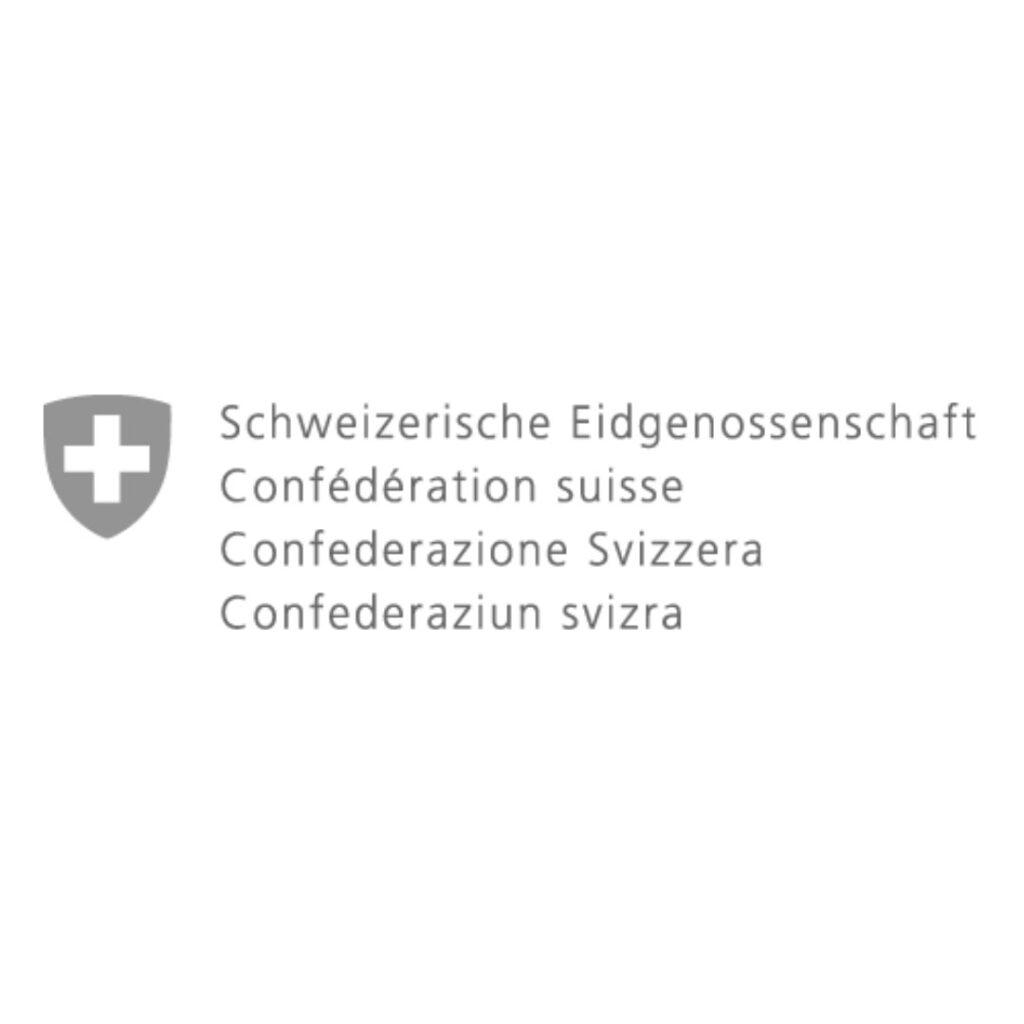 Client's Logo Confédération suisse